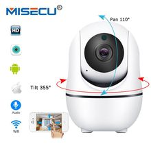 MISECU Smart Home Security IP Camera WiFi Pan Tilt Two Way Audio Wireless IP FULL HD 1080P 720P IR Night Vision CCTV Cameras