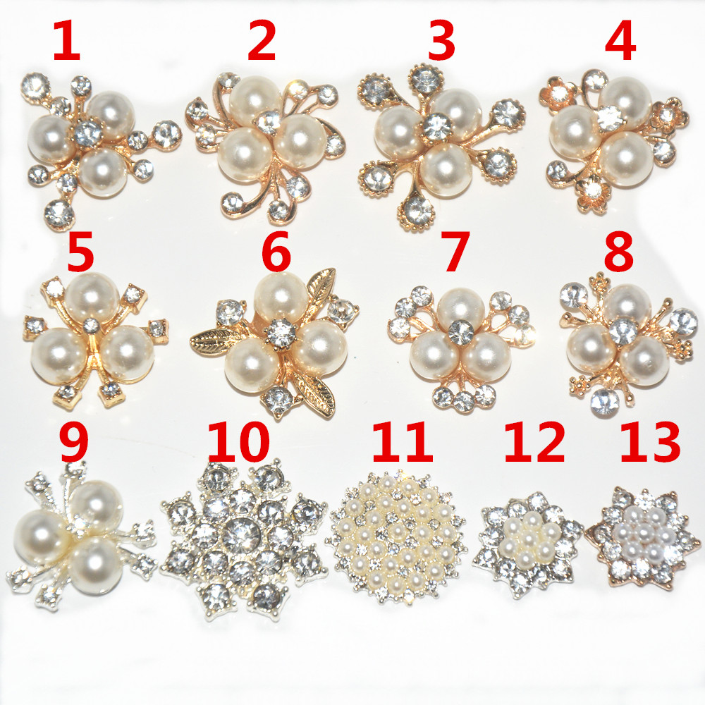 5pcs/lot DIY Hair Accessories Environmental Rhinestone For flower Heart Girl Hair Band Headband Free shipping PJ23 halloween party zombie skull skeleton hand bone claw hairpin punk hair clip for women girl hair accessories headwear 1 pcs