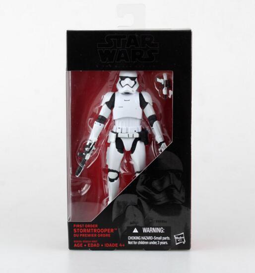 Star Wars Black Series 6 Action Figures