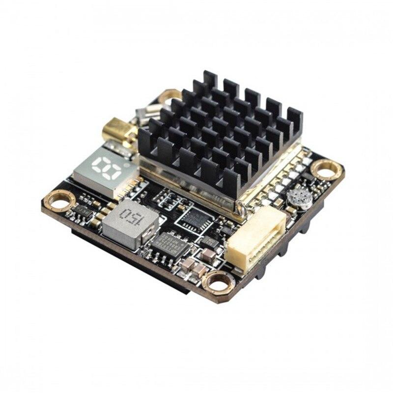 AKK FX2-Dominator 250 mW/500 mW/1000 mW/2000 mW commuté Audio intelligent 5.8 Ghz 40CH FPV émetteur bande de course et micro - 2