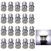 20 Pcs 34*19MM Extremely Super Bright for 1156 1141 1003 1073 BA15S 7506 50 SMD 3014 LED Replacement Light Bulbs RV Indoor Light