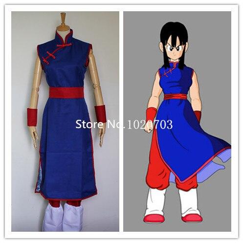 Dragon Ball Z Chi Cosplay disfraz en de en AliExpress.com  d380ec3dd1c6