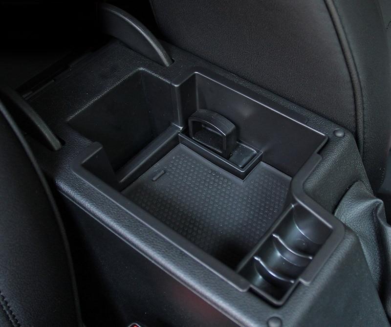 1pc for Skoda Octavia 2015-2018 wagon 2017-2018 center Armrest box Interlayer Storage