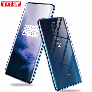 Image 3 - Case For OnePlus 7 Pro Cover transparent oneplus 7 case clear soft back tpu ultra thin silicone backmofi oneplus 7 case