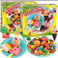 Children 3d dough plasticine play doh handgum fimo polymer clay modeling clay soft diy toy eco-friendly