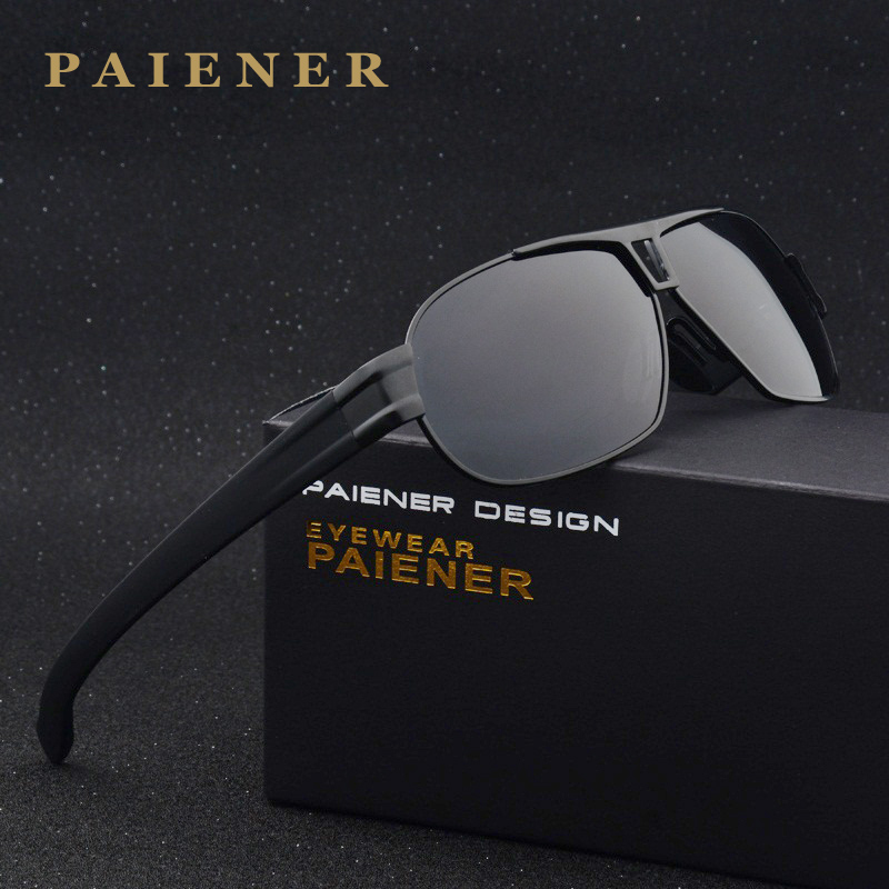 Classic Popular Men Sports Glasses Polarized coating sunglasses men sun glasses women goggles Driving Sunglass with accessories
