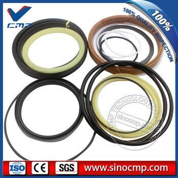 SINOCMP PC100-8 emmer cilinder oliekeerringen service kits, reparatie kit voor Komatsu graafmachine