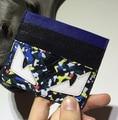 Parodia de monstruo de la moda de camuflaje paquete de la tarjeta que el rayo de la tarjeta ultra-delgado pantallas de afiliados de recogida de ganado paquete ejército cc05