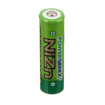 Economical 17 PCS 2500 mwh 1.6V AA 2 A Ni-Zn Rechargeable Battery