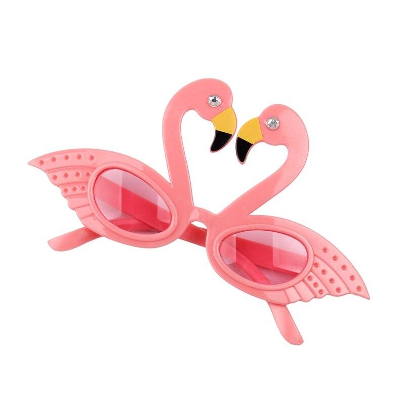 QIFU Flamingo Decoration Tropical Summer Beach Birthday Party Decor Events Luau Flamingo Hawaii Hawaiian Party Supplies Hibiscus 27