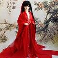 Bjd китай древний костюм детская одежда bjd костюм