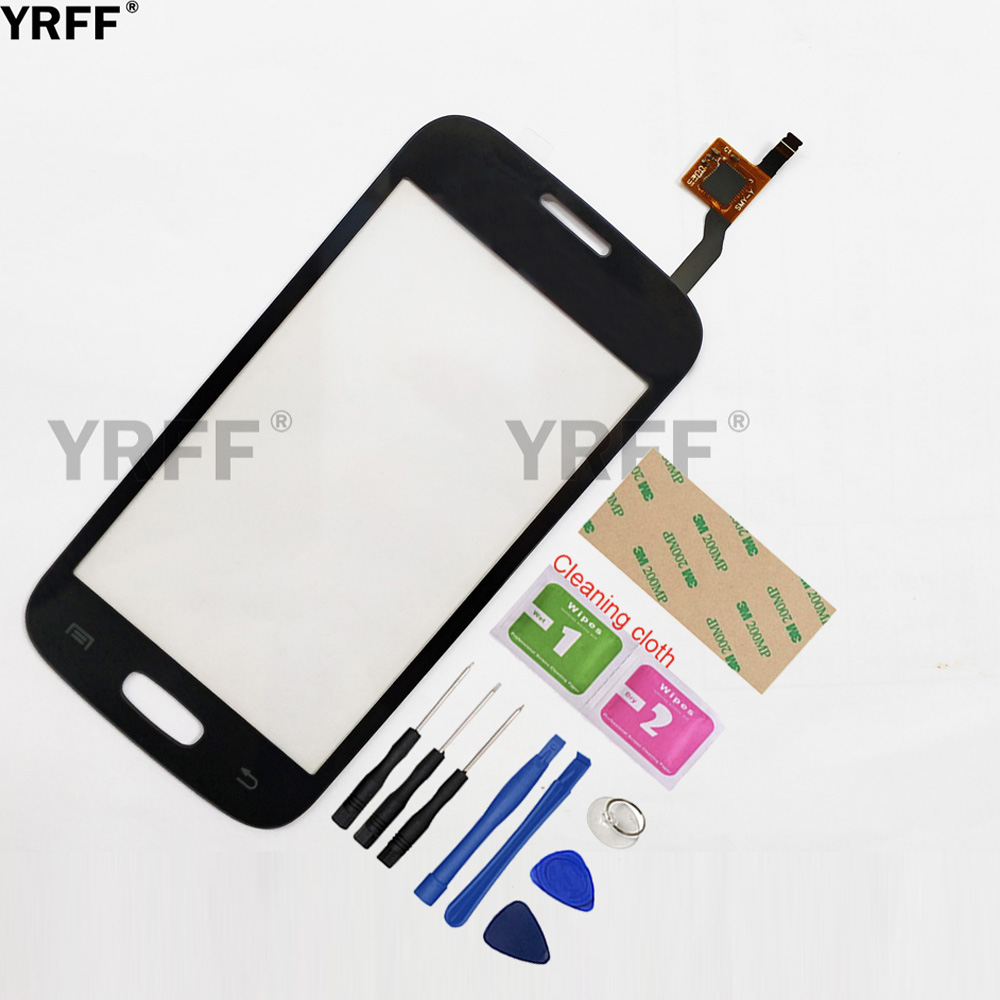 4.0'' For Samsung Galaxy Star Pro S7262 GT-S7262 S7260 GT-S7260 Touch Screen Digitizer Sensor Touch Glass Lens Panel