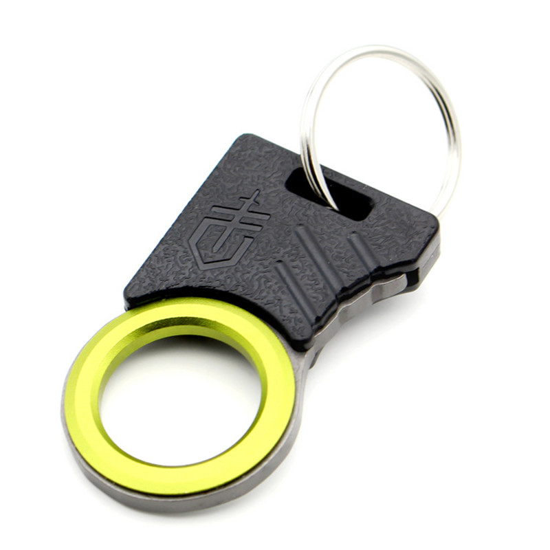 Hook knife Outdoor emergency tools Camping finger knife Key buckle easy to carry finger sharp knife cut rope auto rescue tool07