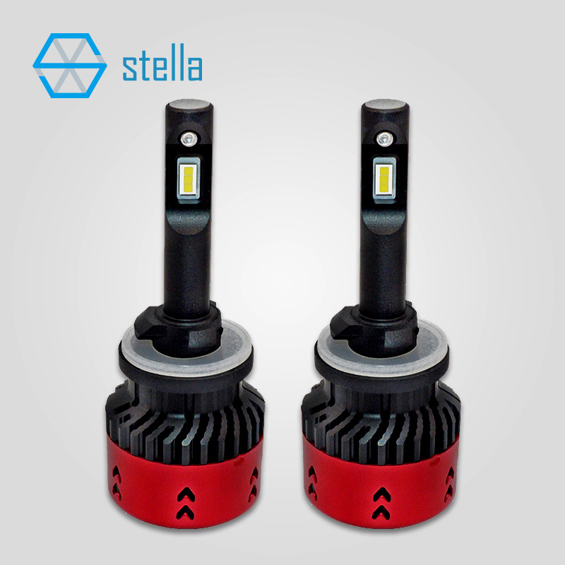 Car Styling 881 LED Headlight Foglights Head Lamp Canbus Built In Decoder Led Bulb Powerful Upgraded