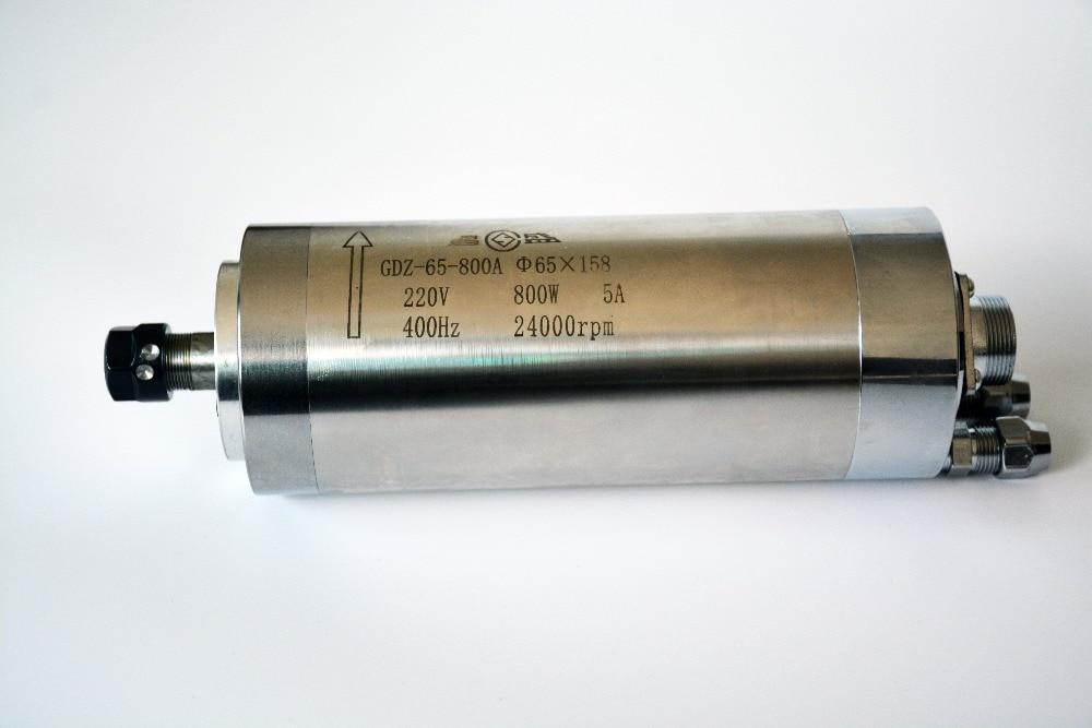veleno variklis ER11 220V 65 * 195mm 800W suklio variklis Vandeniu - Staklės ir priedai - Nuotrauka 1