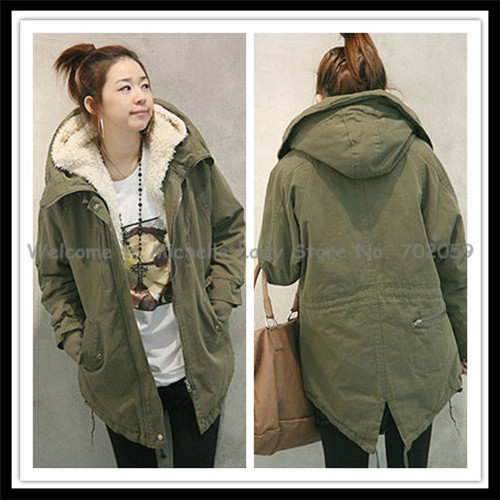 Collection Green Parka Jacket Pictures - Reikian