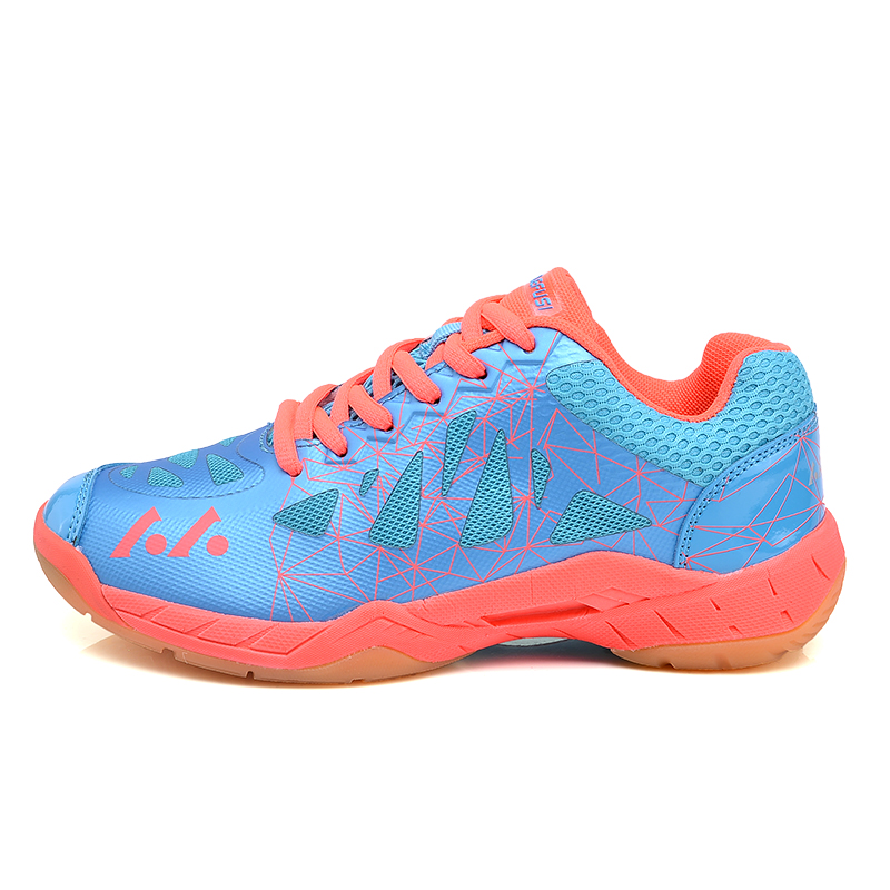 2018 Men and women professional badminton shoes breathable wear professional tennis shoes indoor sports shoes