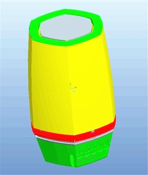 Prototype de moulage au silicium
