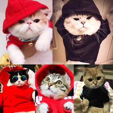 Cat Clothes Winter Warm Soft Cat Jacket