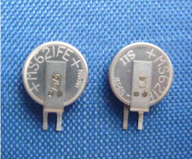 2PCS MS621FE-FL11E NEW Seiko MS 621FE MS621FE Rechargeable 3V Back up Battery