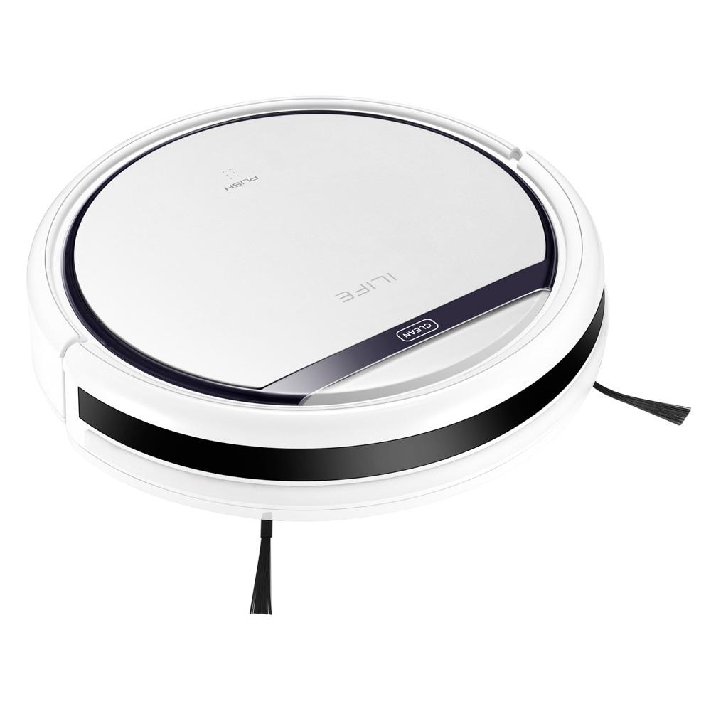 ILIFE V3s Pro Robot Stofzuiger Thuis Huishoudelijke Professionele Veegmachine voor Huisdier haar Anti Collision Automatisch Opladen - 4