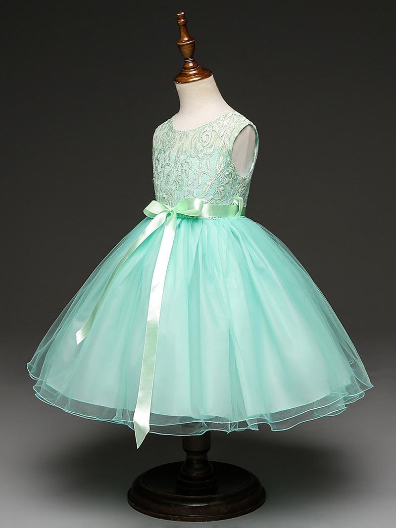 baby mädchen kleider spitzenkleid blau rosa baby mädchen kleidung  prinzessin kleid für hochzeit blumenmädchen hochzeit kleid vestido infantil