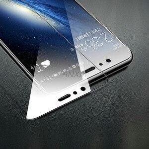 Image 4 - 2 шт./лот закаленное стекло для Huawei Honor 8 lite Pro 8C защита экрана полное покрытие стекло для Huawei Honor 8 lite защитная пленка