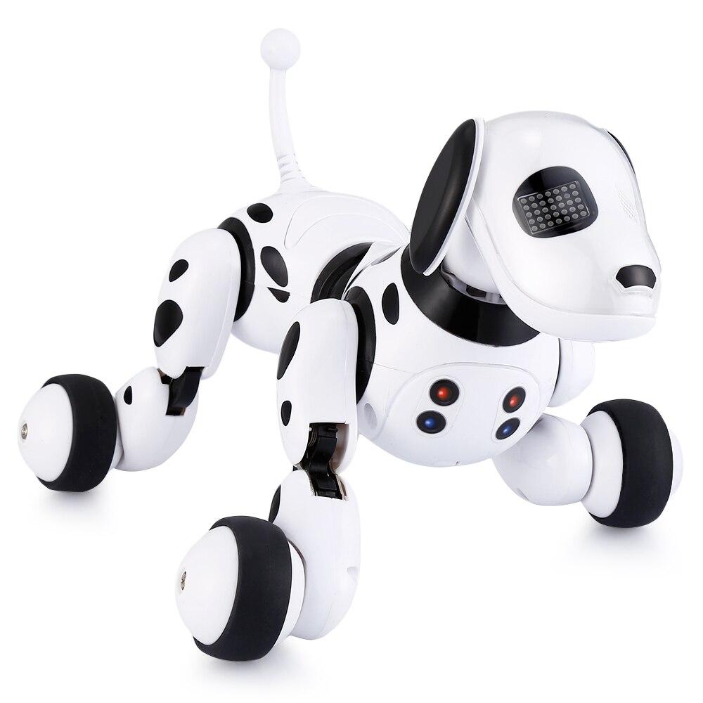 DIMEI 9007A 2.4G télécommande sans fil Smart Robot chien enfants jouet Intelligent parlant Robot chien jouet électronique Pet cadeau d'anniversaire - 3