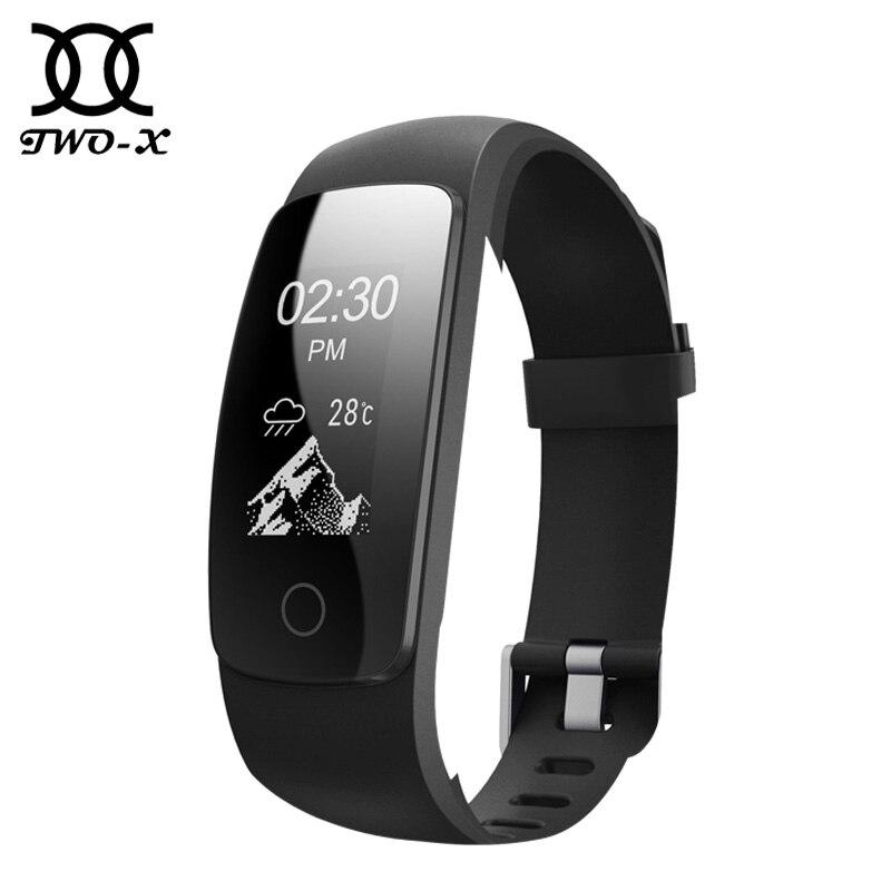 imágenes para Uhoofit ID107 Más HR Banda Bluetooth 4.0 Pulsera Inteligente de Ritmo Cardíaco de Contestación de Llamadas Inteligente Sleep Monitor de múltiples deportes 5 pantallas