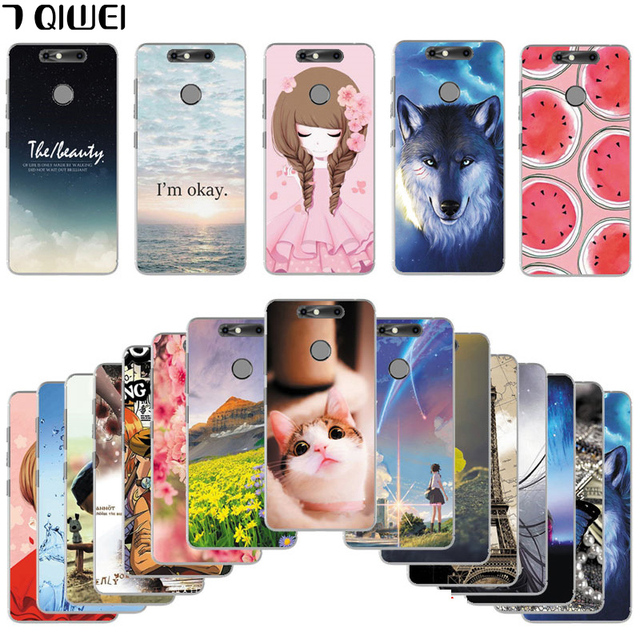 new styles 4e333 564ac US $1.89 5% OFF|Cover for ZTE Blade V8 Mini Case Printing Cool Soft TPU  Silicone Phone Cases for ZTE V8 Mini Cover V8Mini 5.0 inch Funda Coque-in  ...
