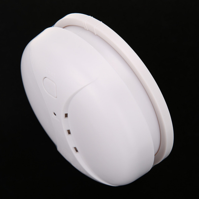 9V 433Mhz Wireless Smoke/fire Detector smoke alarm for Touch Keypad Panel wifi GSM Home Security System with 9V Battery Back-up