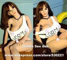 148CM NEW Body Top Quality Full Silicone Sex Doll Big Hollow Breast Japanese Sexy Love Dolls Male Masturbator Big Ass