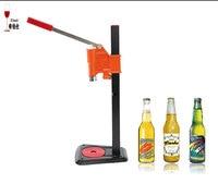 Beer Capping Machine Factory Price Beverage Bottle Sealing Machine Glass Bottle Manual Capping Set Beer DIY Tools
