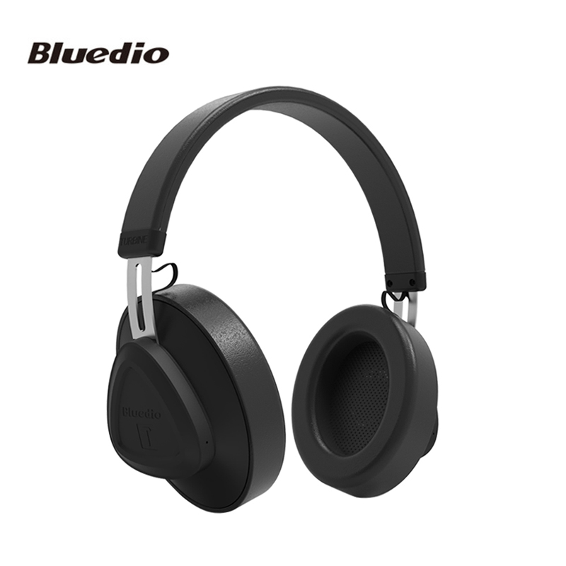 все цены на Bluedio TM Bluetooth Headphone Monitor Headphone Bluetooth 5.0 Wireless Studio Headset for iPhone Xiaomi онлайн