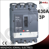 630a 3 p new type Moulded Case Circuit Breaker mccb
