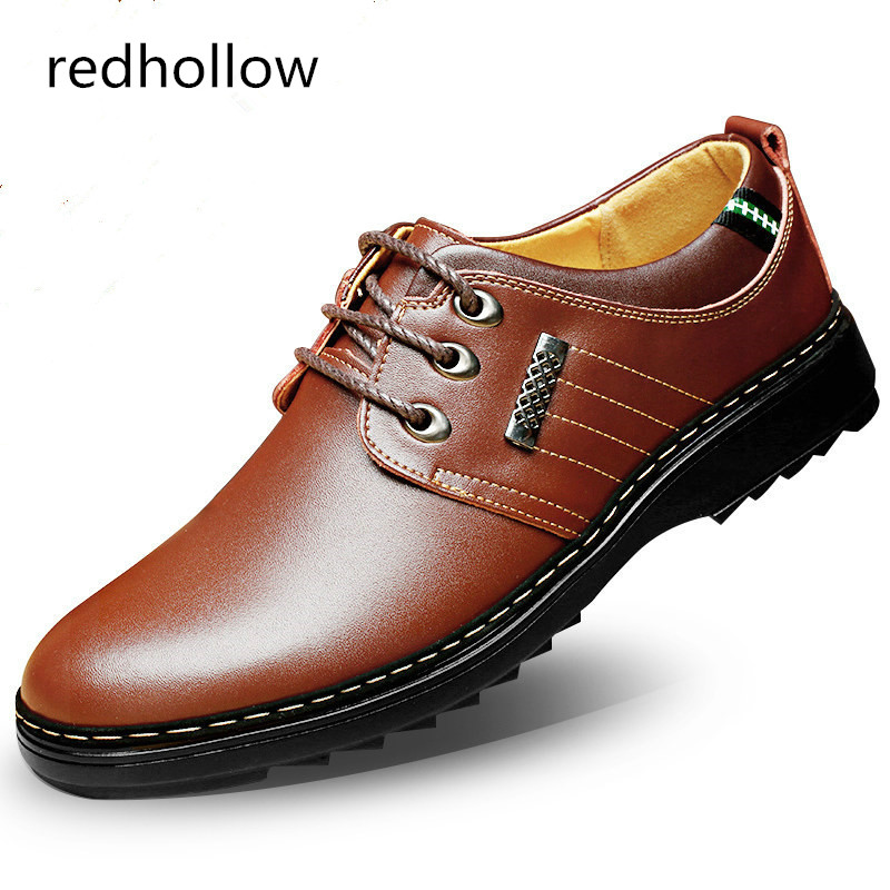 New 2019 Men Casual Shoes Real Leather Autumen Winter Plush Fur Warm Flat Shoes for Men Casual Shoes Outdoor Man Shoes in Men 39 s Casual Shoes from Shoes