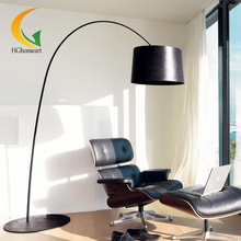 Modern living room bedroom study room floor lamp creative coffee table lamp Continental light bright floor lamp