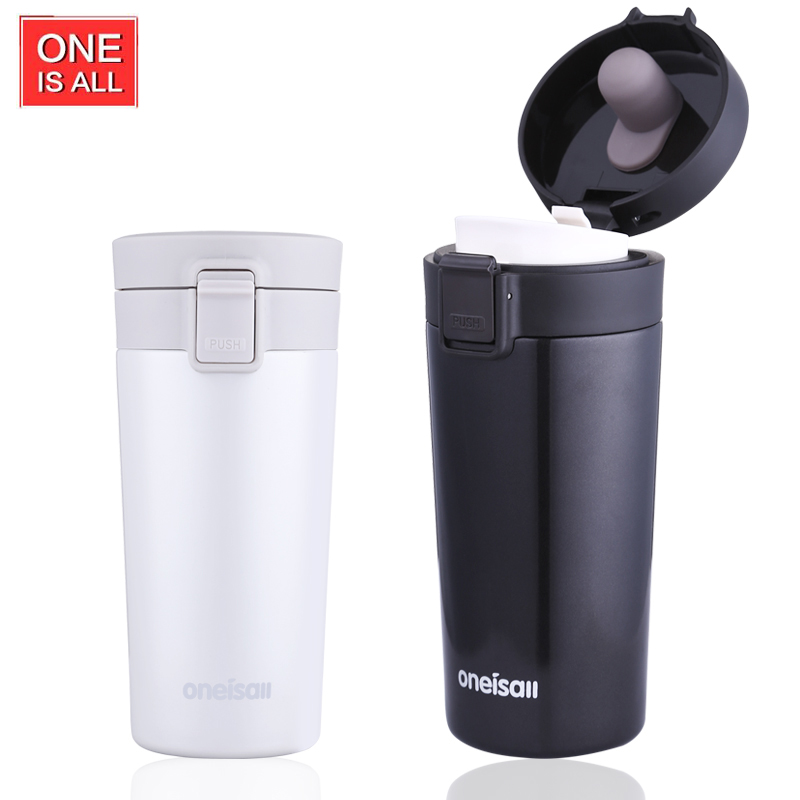 Hot Bilayer 304 Stainless Steel Insulation Cup Coffee keep Mug Thermo Mug water for bottle Beer