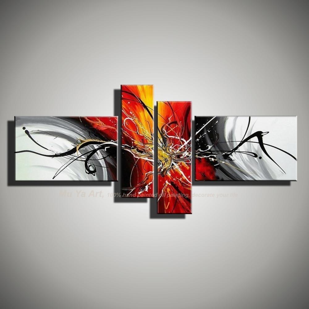 Muya economici moderni quadri astratti pittura handmade ...