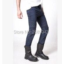 Men UGLYBROS Guardian ubp09 motorcycle road locomotive jeans blue jeans