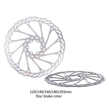 Rotor de freno de disco de bicicleta, pastilla de freno para bicicleta...