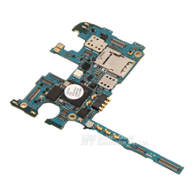 100% original quality replacement For Samsung Galaxy Note 3 n900A mainboard(motherboard) 16g with imei sticker freeshipping