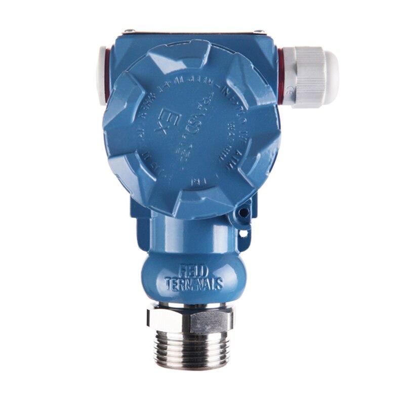 QDY60B capteur de niveau de réservoir de carburant Diesel transmetteur de niveau de réservoir d'huile capteur de niveau d'eau chaude sortie 0-5 V, DC24V - 6