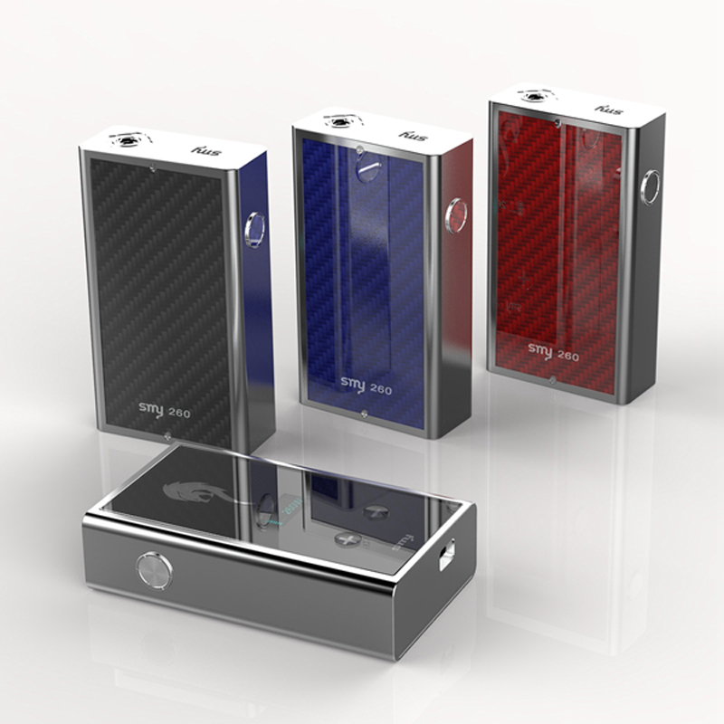 SMY 260w vw box mod electronic cigarette vape variable wattage Best quality smy260