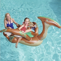 Summer Pool Beach Water Sports amusement toys Pterosaur Inflatable Float swimming pool Inflatable Raft for adults and Kids Gift