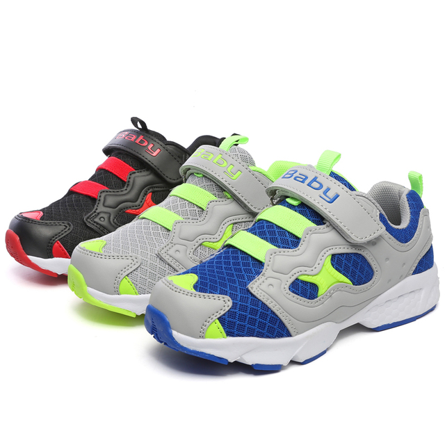 Brand outdoor summer children's shoes new runing breathable sports shoes children shoes high quality calados infantis zapatos