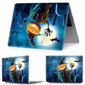 Image 4 - color printing Halloween notebook case for Macbook Air 11 13 Pro Retina 12 13 15 inch Colors Touch BarNew Pro 13 15 New Air 13