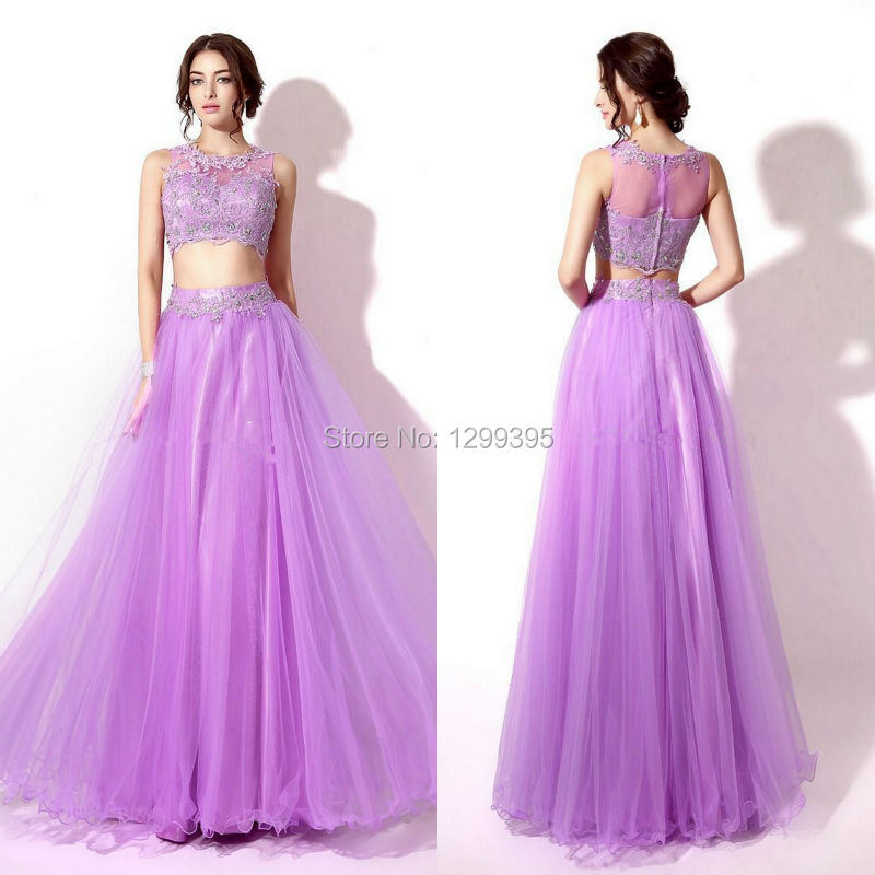 Popular Light Purple Prom Dresses-Buy Cheap Light Purple Prom ...