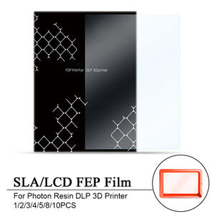Photon 3d-Printer Fep-Film DLP Resin for 140x200mm SLA/LCD 8/10PCS