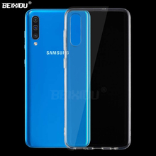 Case For Samsung Galaxy A50 TPU Silicon Durable Clear Transparent Soft for  SM-A505F/DS protective Back Cover